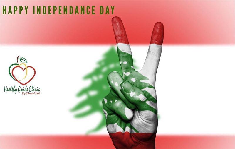 Happy Independance Day 🇱🇧💚 We Love Lebanon ! happyindependenceday ...
