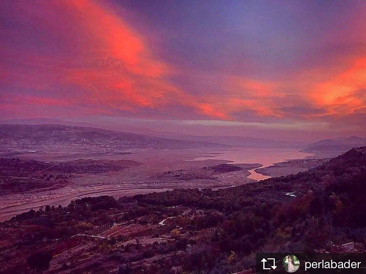 Repost from @perlabader   My  Saghbine In  Autumn 🍂  walkthroughsaghbine ... (Saghbîne, Béqaa, Lebanon)