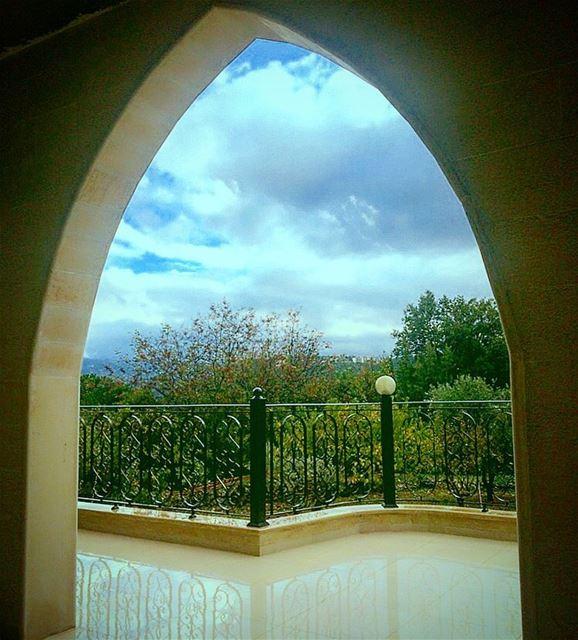 Into each life some rain must fall. Henry Wadsworth Longfellow lebanon ... (Ra'S Nhash, Liban-Nord, Lebanon)