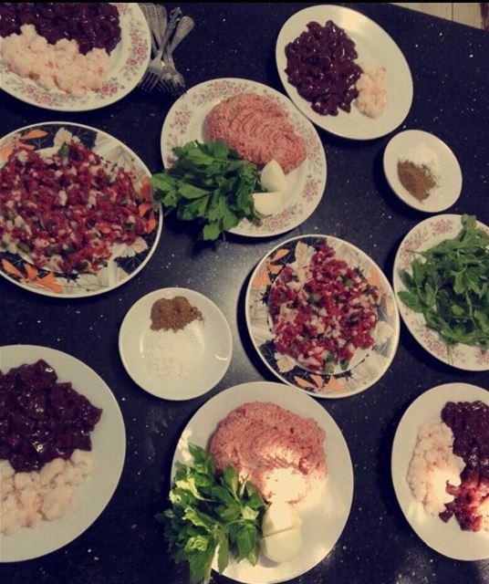 Sawda o kebbeh nayeh frukosttips ❤️ lebanese_in_sweden livelovelebanon ...