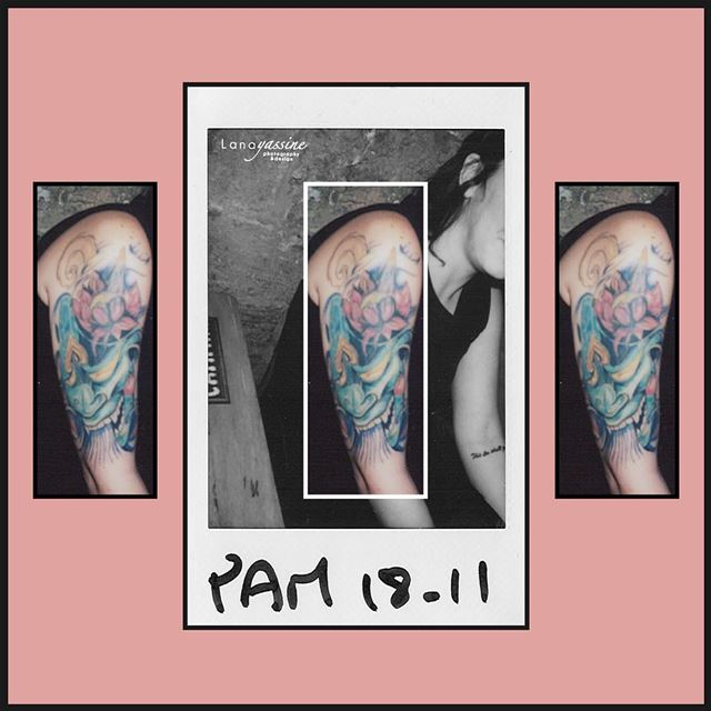 InkdSouls x Pam inkdsouls lanayassine tattoo tattoos inked aesthetic ...