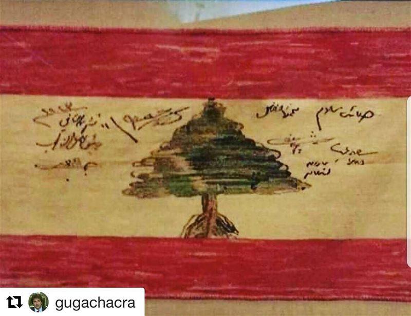 Repost @gugachacra Em 22 de novembro de 1943, a independência do Líbano...