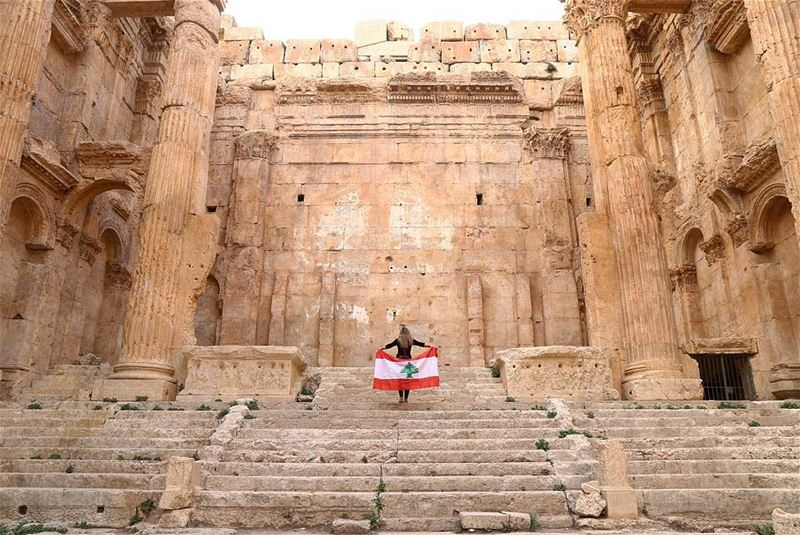 """A nation's culture resides in the hearts and in the soul of its people..."" (Temple of Bacchus)"