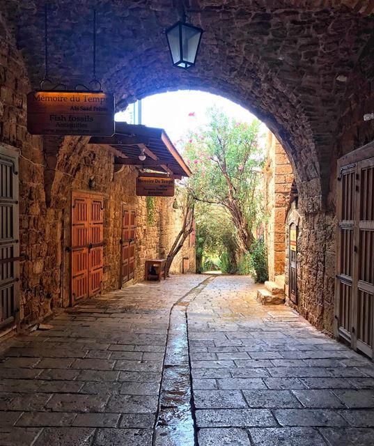 I will find you. In the farthest corner, I will find you 🍁 (Byblos - Jbeil)