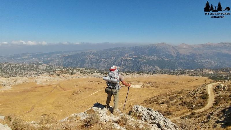 Join us and let's enjoy the beauty of our nature🍃 We're hiking the... (My Adventures Lebanon)