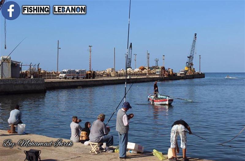 @mohamad.ibrik & @fishinglebanon - @instagramfishing @jiggingworld @gtbuste (Saïda, Al Janub, Lebanon)