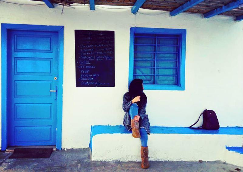 No water, No life.No blue, No green.💙... (Ta7t El Ri7 - Anfeh)