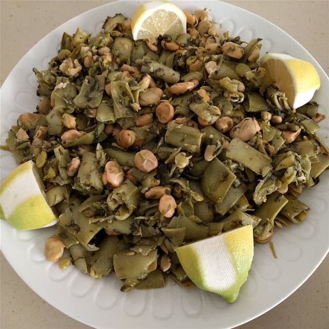 فول بزيت foulbzeit foul food lebanesefood instafood yummy healthy ...