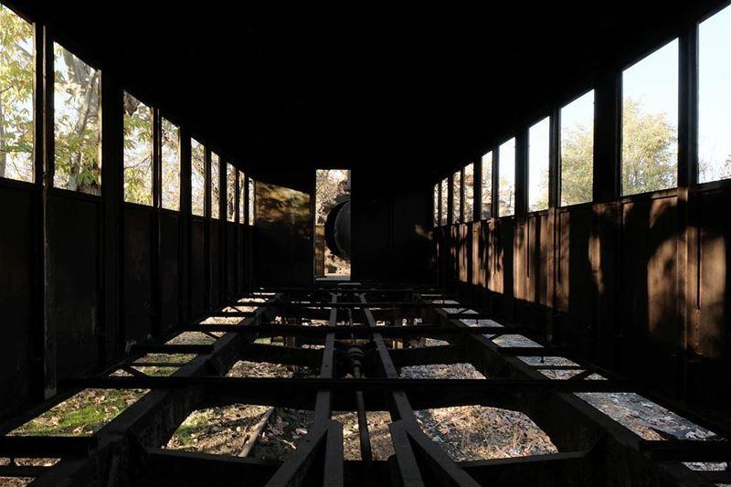 ~ Abandoned Train ~... abandoned train abandonedplaces ... (Rayak, Béqaa, Lebanon)