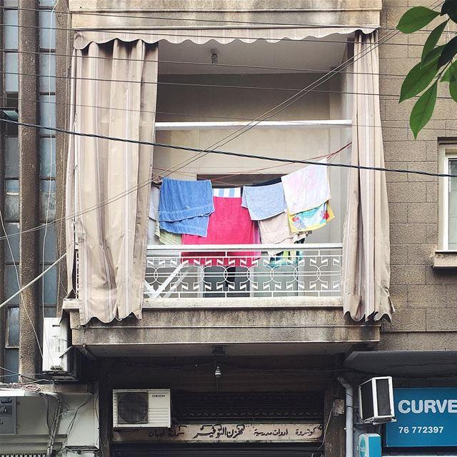 bright towels for gloomy mornings 🛀🏼 (Beirut, Lebanon)