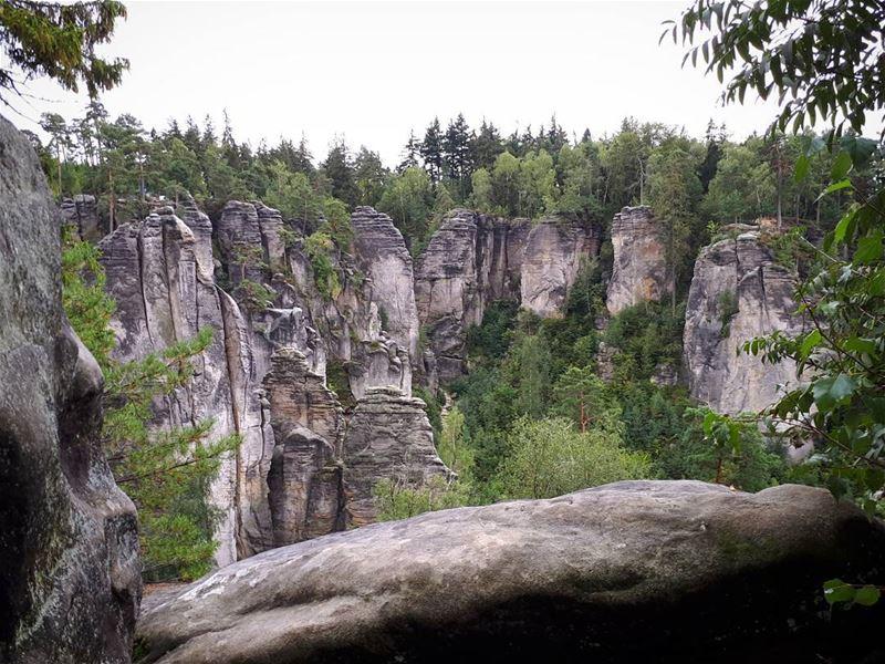 bohemianparadise 🌿 bohemia paradise perfect mountains style ... (Bohemian Paradise Geopark UNESCO)