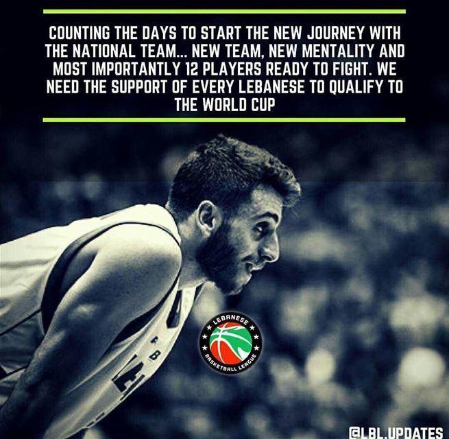 Let's Do It!! 🇱🇧💪 Lebanon @waelarakji