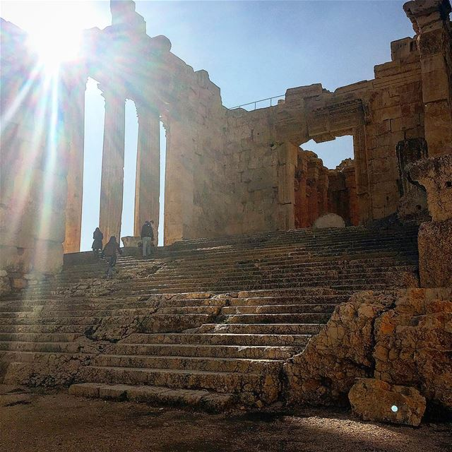 It's been almost an year... Baalbek, what an amazing place!  tbt  baalbek ... (Baalbek, Lebanon)