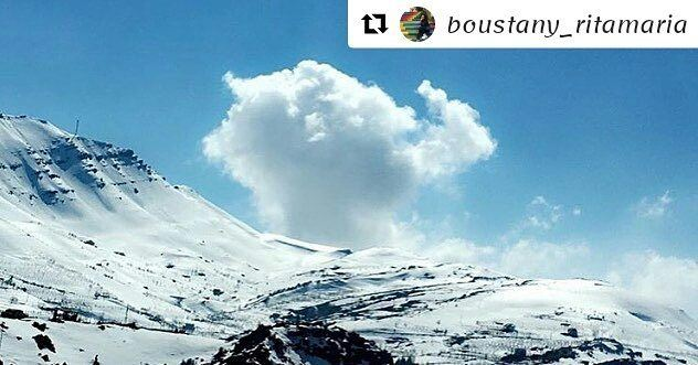 Repost @boustany_ritamaria (@get_repost)・・・Dreaming of a white...