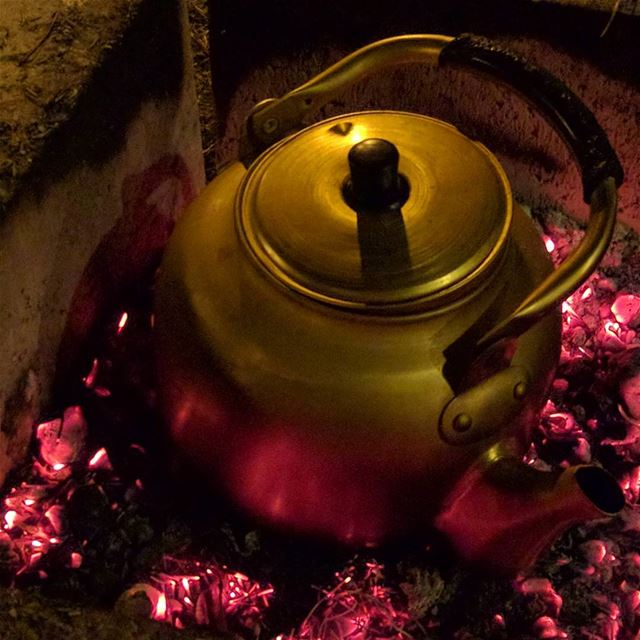 Nothing better than some warm tea on cold nights cupoftea teatime ...