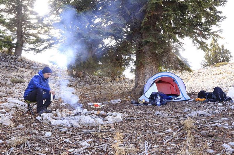 Time camping, isn't spent , it is invested .. camping nature tent ...
