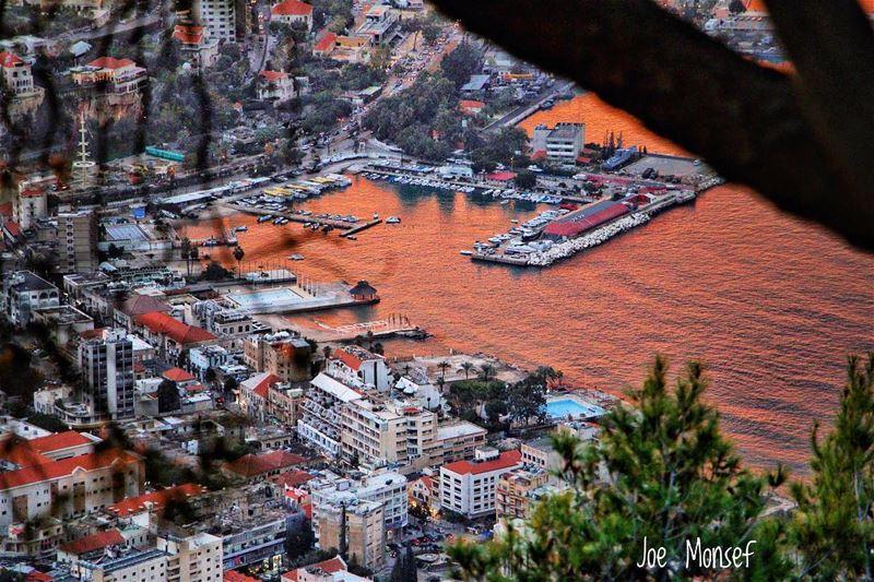 lebanon jounieh keserwan cute wowromantic boats seasky clouds ...