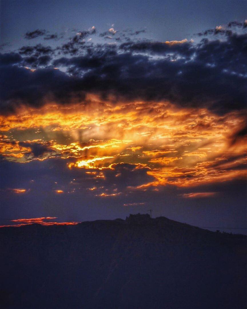 Shine like whole universe is yours - Rumi ... (El Qlaïaâ, Al Janub, Lebanon)