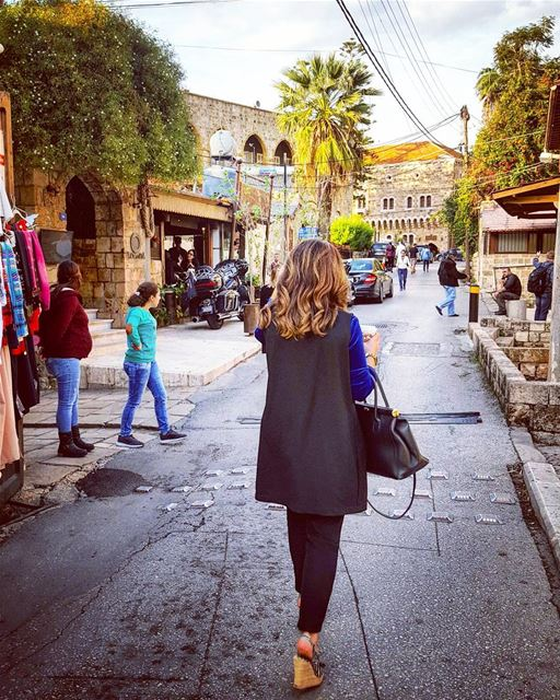 Ciao Adios; I'm done! saturday  weekend  l4l  nature  travel autumn ... (Byblos - Jbeil)