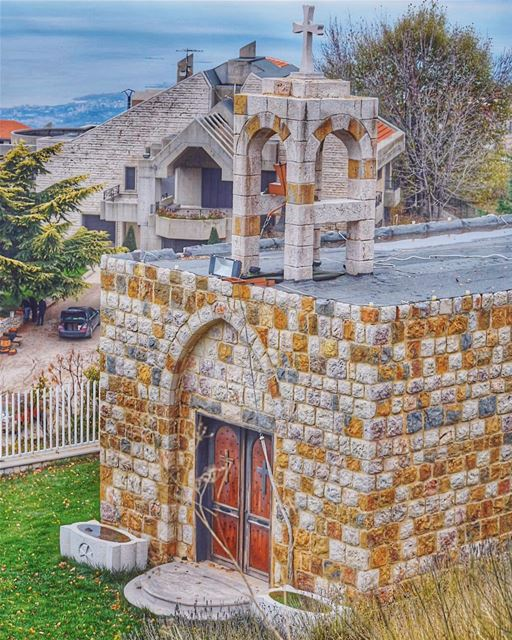 Faith is a knowledge within the heart, beyond the reach of proof - Gibran... (Ehden, Lebanon)