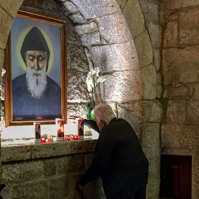 Believe.:::::::::::::::::::::::::::::::::::::::::::::::::::::::::::... (Mar Charbel Church)