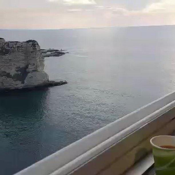 الروشة بيروت Beirut Raouche Lebanon لبنان By Ahmad...