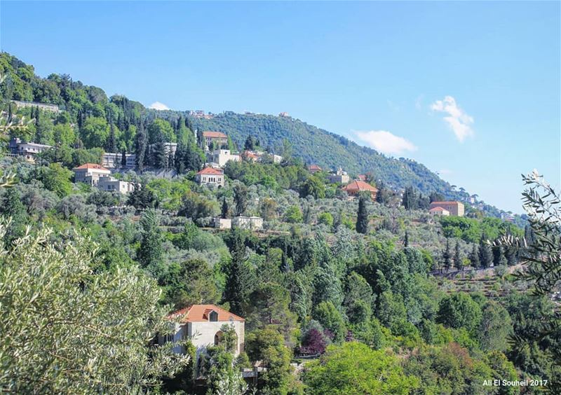 tb batloun chouf mountlebanon village lebanese nature colors ... (Batloun, Mont-Liban, Lebanon)