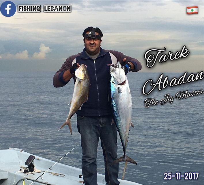 @tarekabadan & @fishinglebanon - @instagramfishing @jiggingworld @whatsuple (Beirut, Lebanon)