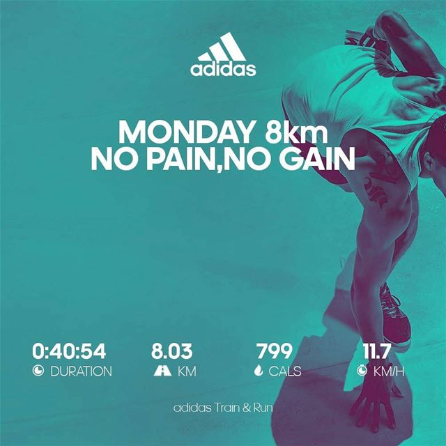 adidas trainandrun lebanon tyre sport sports nopainnogain training... (Soûr, Al Janub, Lebanon)