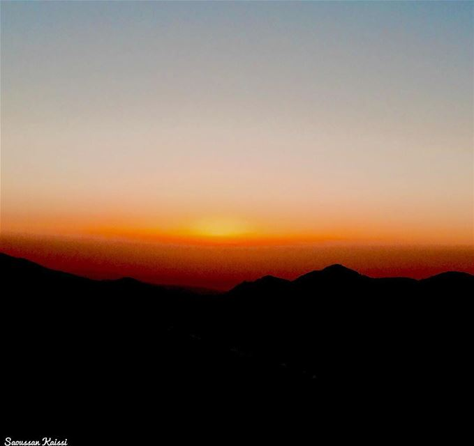 sunset colors🎨 beautiful ...
