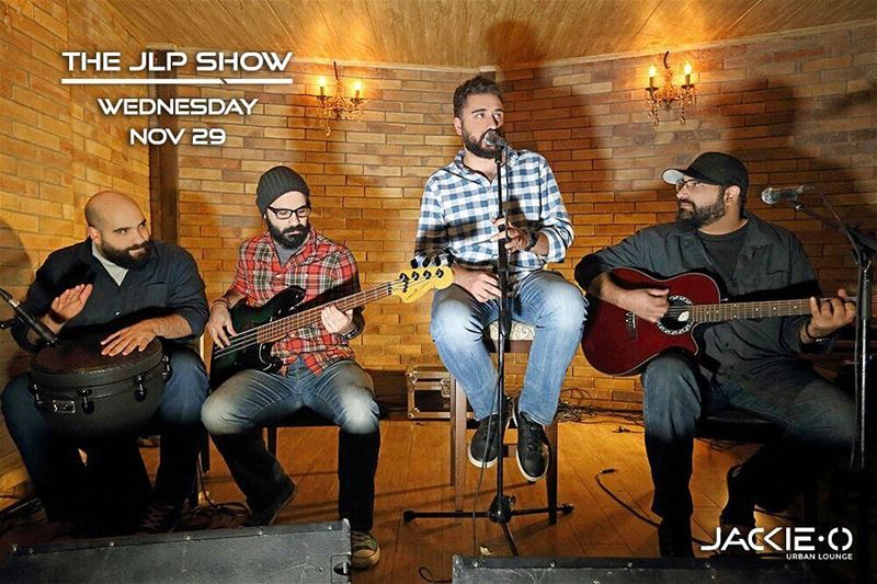 Don't miss out on @thejlpshow performing live at Jackie O Saifi this... (Jackieo)