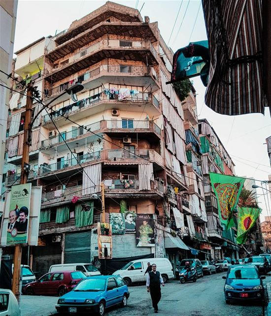Morning stroll 🏘  Beirut...... streets  buildings  lebanon ... (Beirut Digital District)