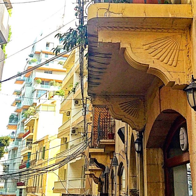 Downhill from there::::::::::::::::::::::::::::::::::::::::::::::::::::::... (Achrafieh, Lebanon)