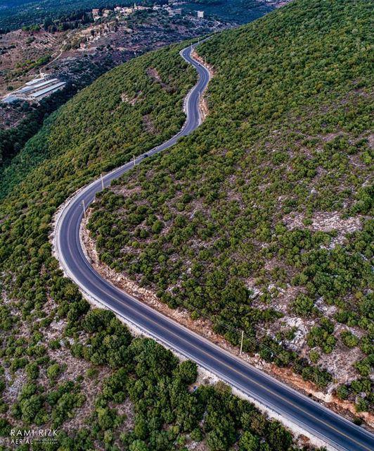 Let's Go On A Road Trip - - 🚗- -By @rami_rizk89 Jezzine SouthLebanon ... (Jezzîne, Al Janub, Lebanon)