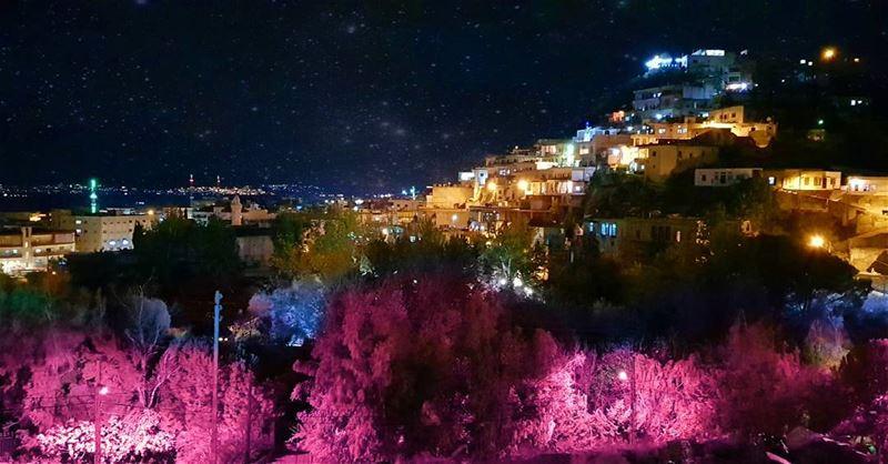 Chistmas Countdown 🎄 shotfromthegalaxy GalaxyNote8@samsungmobile @sams (Qabb Ilyas, Béqaa, Lebanon)