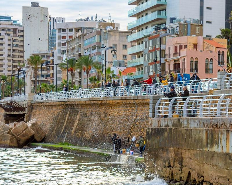 Lebanon Beirut sightseeing lebanon_hdr livelovebeirut insta_lebanon... (Ain El Mreisse, Beyrouth, Lebanon)