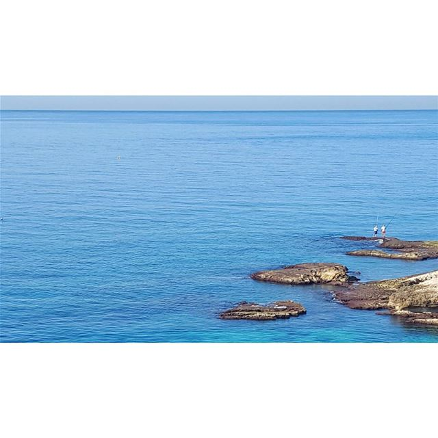 Fishing... (Lebanon)