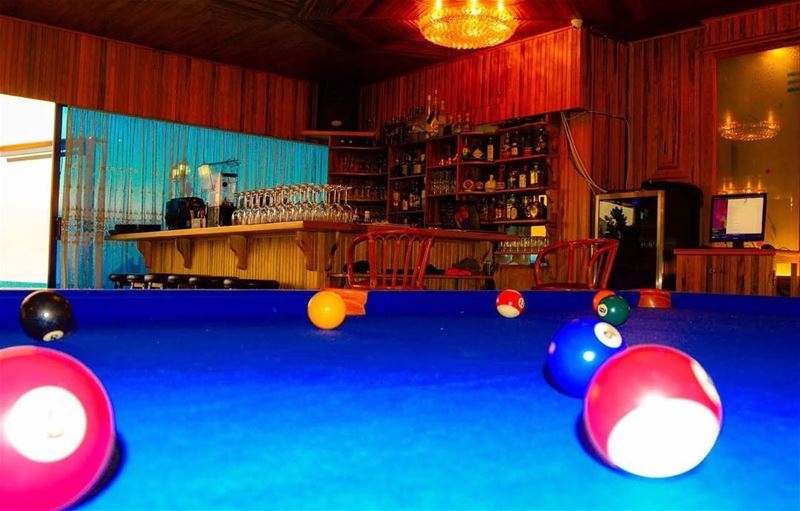 Get your game on and meet us at the BilliardRoom 🎱 HappyHour PoolTime ... (Bay Lodge)