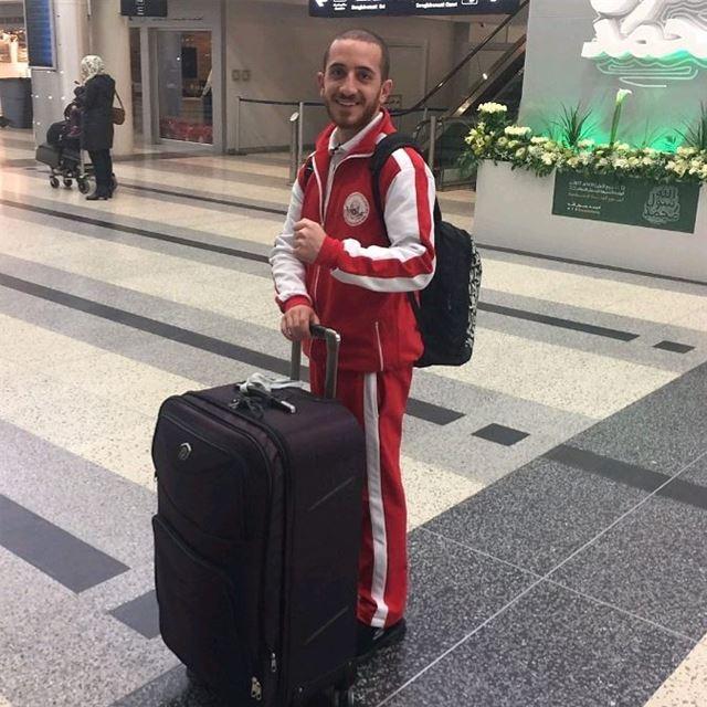 بالتوفيق يا بطل....Ritchy Dayaa lebanon lebanese liban MMA kickboxing...