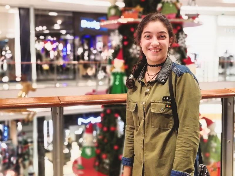 24 days till Christmas 😍🎄 ChristmasTime christmastree ... (City Centre Beirut)