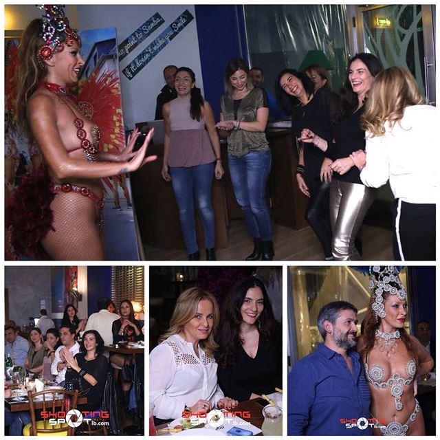 Repost @riovermelholebanon・・・The exotic spirit of Brazil at Rio... (Rio Vermelho Lebanon)