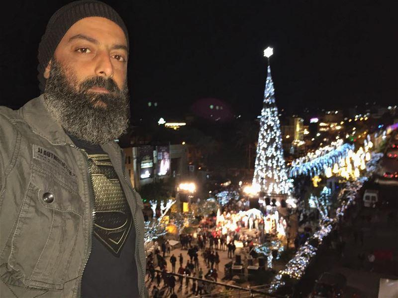 Jbeil ( Byblos )... Christmas is here!! jbeil byblos lebanon me igers... (Jbeil جبيل)