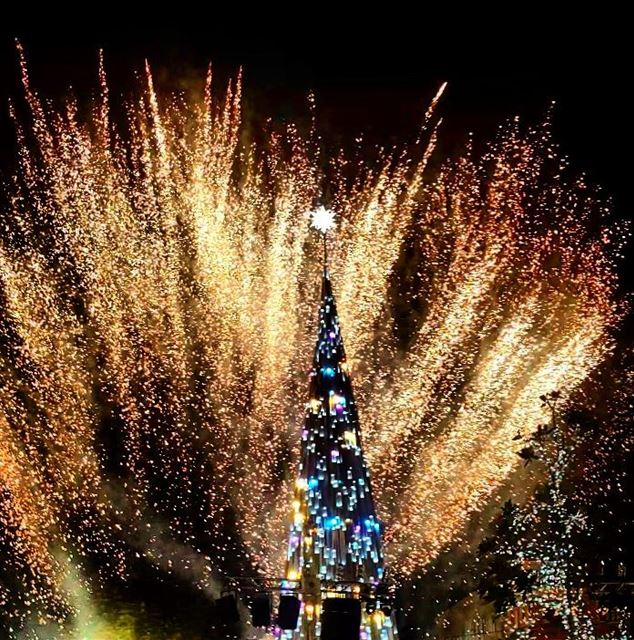 lettheseasonbegin byblos jbeil livelovejbeil christmastree ...