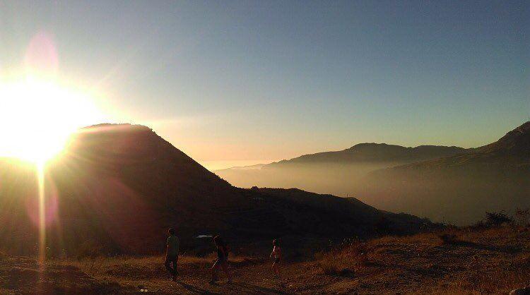 Chasing the... (Kfardebian,Mount Lebanon,Lebanon)