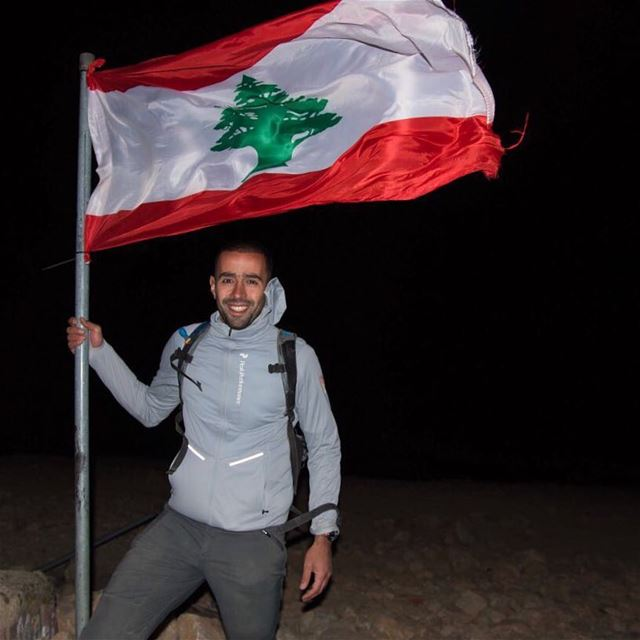Night summiting is a totally different experience... ... (Qurnat as Sawda')