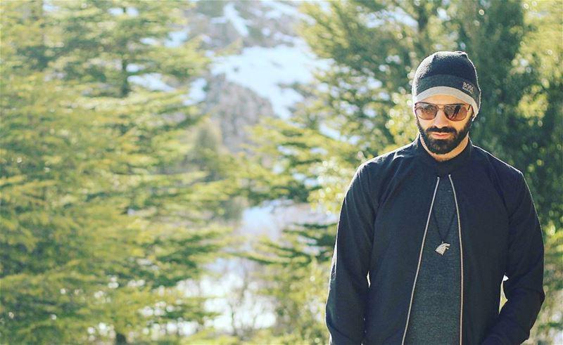 Missing this cold weather 😥 winter ❄☃️ snow beard beardedmen men ...