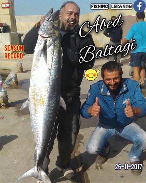 @abedbaltagi & @fishinglebanon - @instagramfishing @jiggingworld @whatsuple (Beirut, Lebanon)