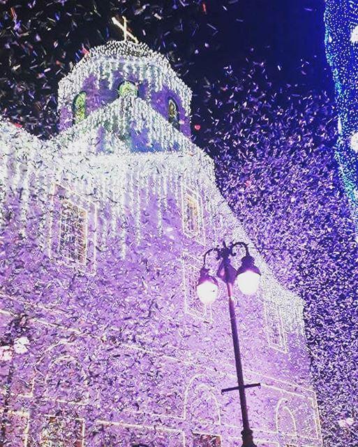 christmas maghdoushe maghdouche by @beiruting lebanon christmastime ... (Maghdoûché, Liban-Sud, Lebanon)