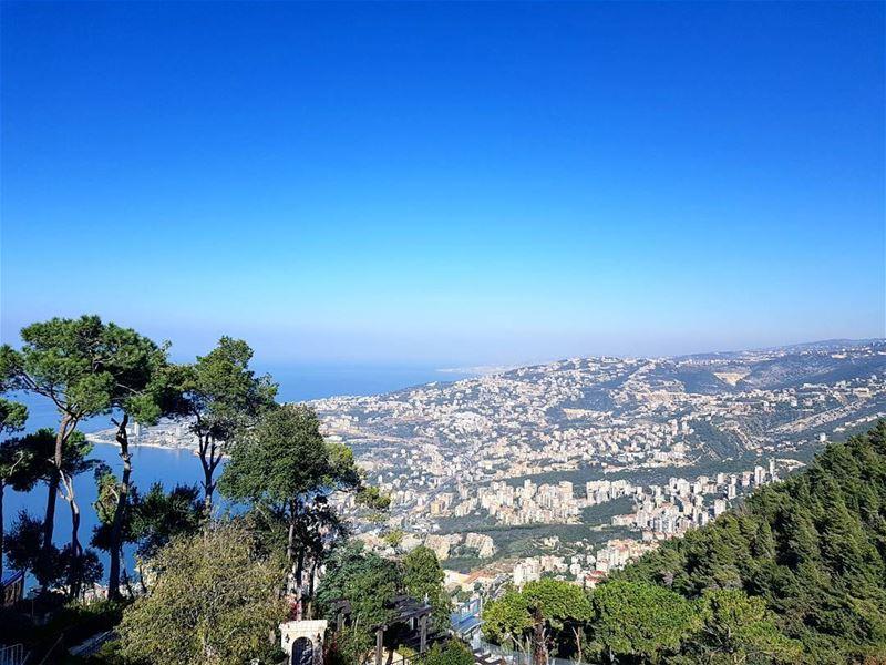 lebanon jounieh ... (Harîssa, Mont-Liban, Lebanon)