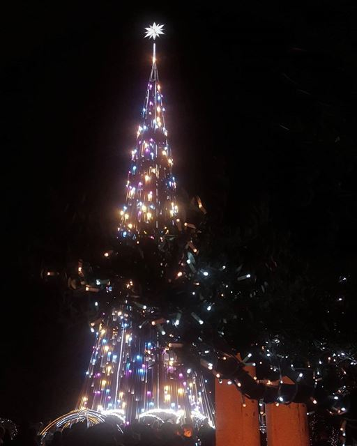 byblos جبيل ilovebyblos livelovebyblos chrismas chrismastree ... (Byblos - Jbeil)